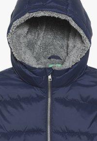 Benetton - JACKET - Winterjacke - dark blue - 4