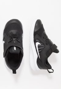 Nike Performance - DOWNSHIFTER 10 - Neutral running shoes - black/white/anthracite - 0