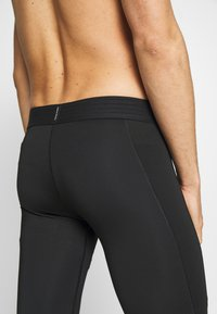 Nike Performance - SHORT LONG - Medias - black - 4