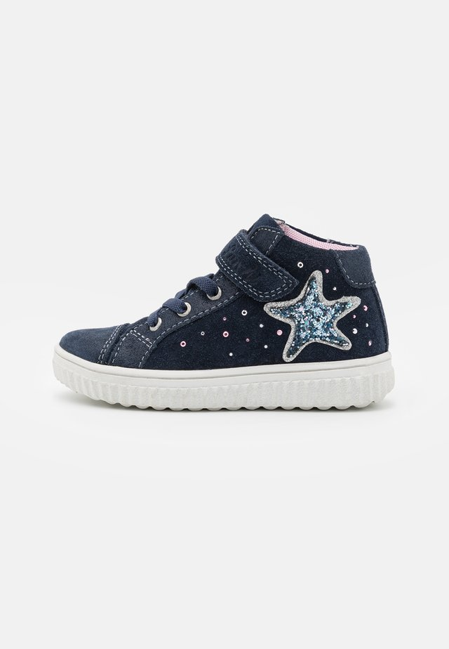YENNI - High-top trainers - navy