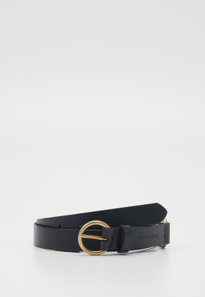 Marc O'Polo - BELT LADIES - Belt - black