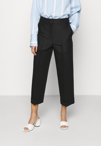 TROUSER - Trousers - black