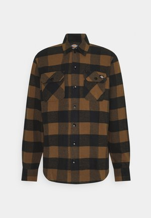 NEW SACRAMENTO - Shirt - brown duck