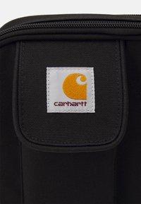 Carhartt WIP - ESSENTIALS BAG SMALL UNISEX - Olkalaukku - black - 3
