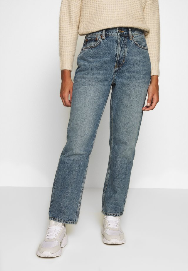 DAD - Jeansy Relaxed Fit - blue denim