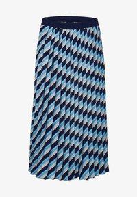 Laura Kent - A-line skirt - marineblau - 3