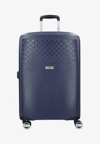 Hardware - BUBBLES - Wheeled suitcase - dark blue - 0