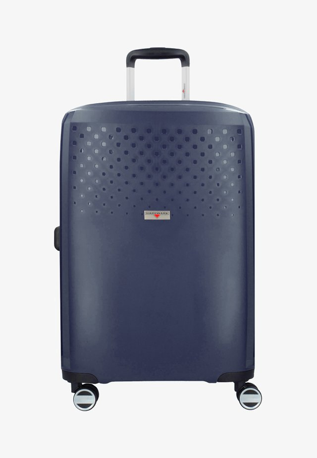 BUBBLES - Wheeled suitcase - dark blue