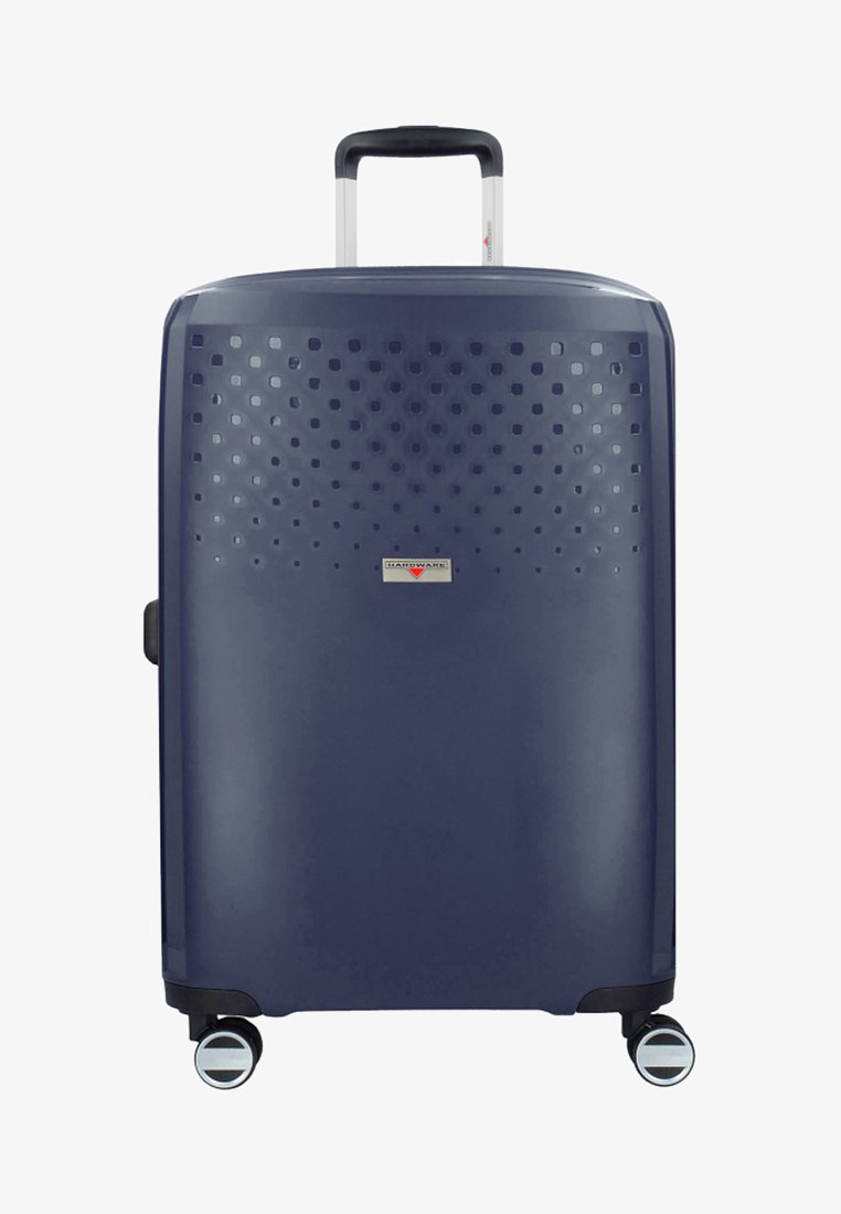 Hardware - BUBBLES - Wheeled suitcase - dark blue