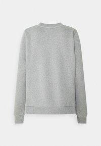 Bruuns Bazaar - RUBINE - Sweatshirt - light grey melange - 8