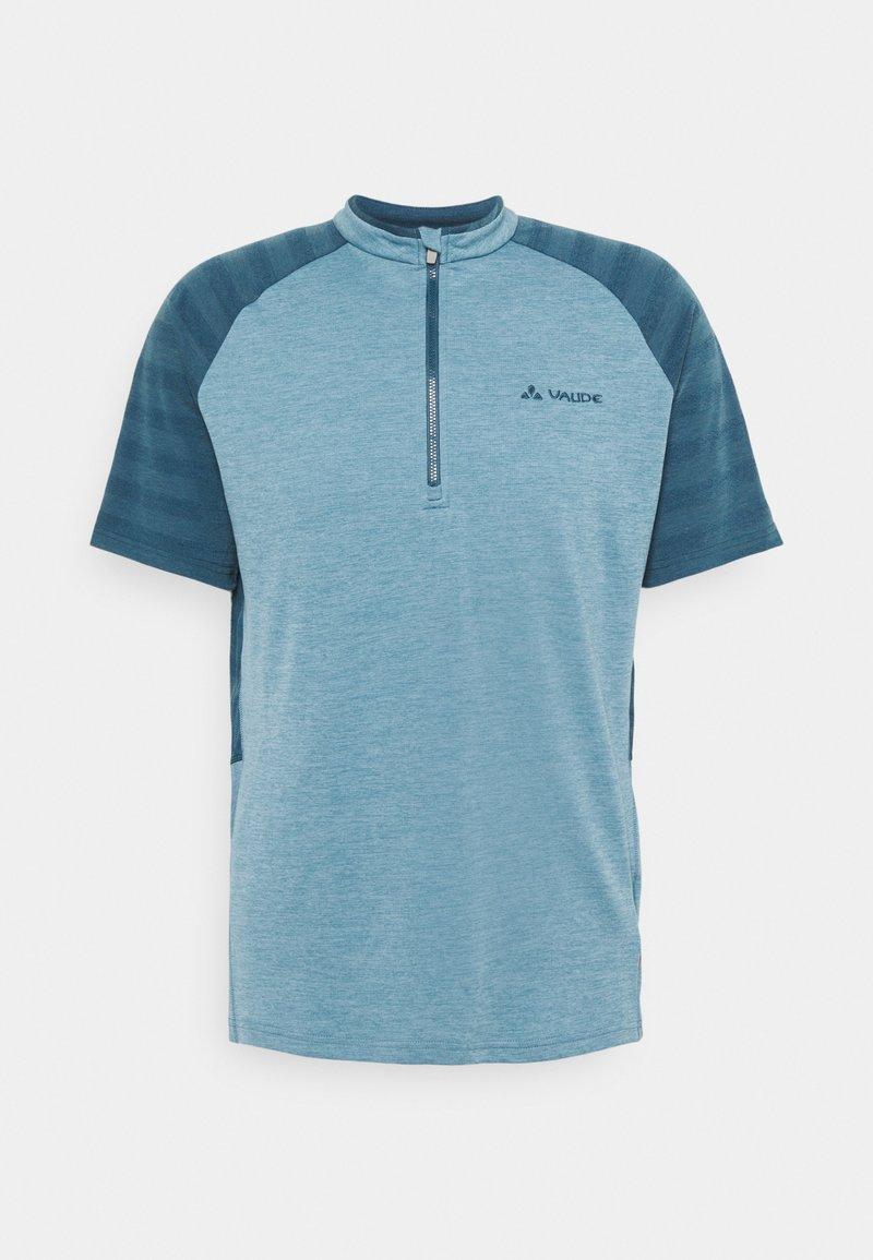 Vaude - TAMARO - T-Shirt print - blue gray