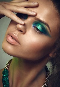 Luvia Cosmetics - SECRET OF AMIRA EYESHADOW PALETTE - Eyeshadow palette - - - 2