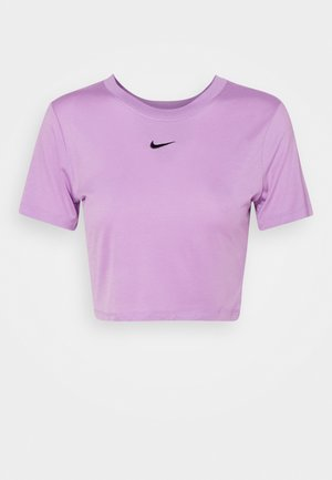 TEE SLIM - T-shirts basic - violet shock