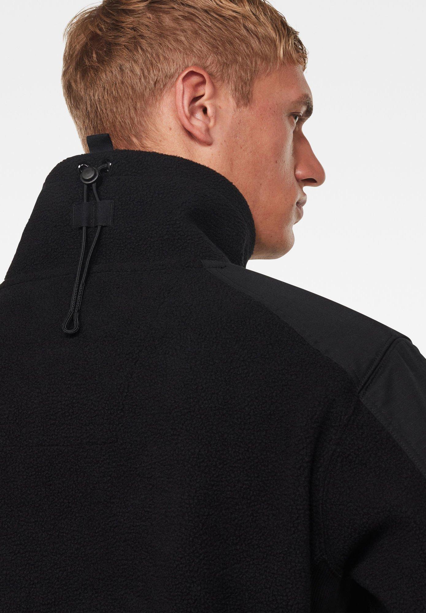 Homme TECH FLEECE FUNNEL ZIP LONG SLEEVE - Pullover