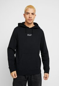 HUF - EMBER ROSE CLASSIC HOODIE - Felpa con cappuccio - black - 2