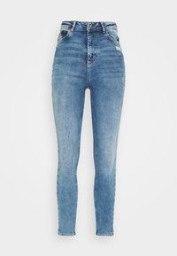 ONLPAMELA - Jeans Skinny Fit - medium blue denim