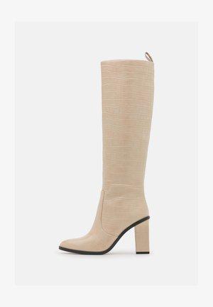 VEGAN SHIRLY - Boots - cream