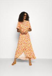 Fabienne Chapot - ARCHANA SLEEVE CATO DRESS - Maxi dress - pink - 1