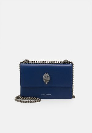 SHOREDITCH CROSS BODY - Across body bag - blue dark