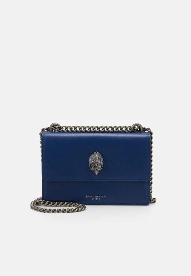 SHOREDITCH CROSS BODY - Schoudertas - blue dark