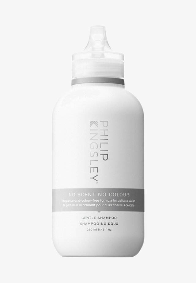 PHILIP KINGSLEY NO SCENT NO COLOUR GENTLE SHAMPOO - Shampoo - -