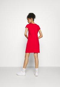 GAP - TEE DRESS - Trikoomekko - pure red - 2