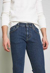 J.LINDEBERG - JAY CRIKEY - Jeans slim fit - mid blue - 4