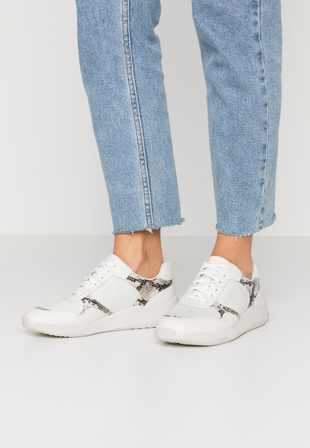 SIFT LACE - Sneakers laag - grey