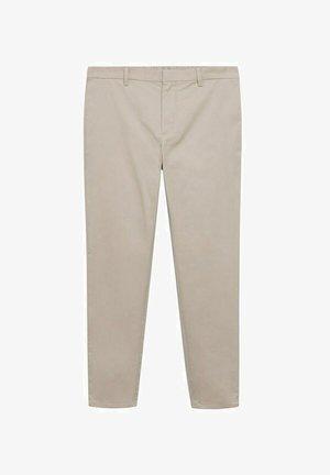SARGA - Pantalones chinos - beige