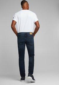 edc by Esprit - Slim fit jeans - blue black - 2