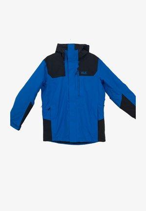 JACK WOLFSKIN BRECON RANGE INSULATED  - Summer jacket - blue