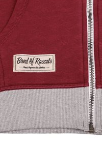 Band of Rascals - Zip-up hoodie - brick-red - 3