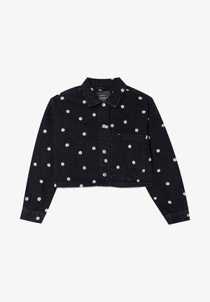 MIT MARGERITEN - Giacca di jeans - black