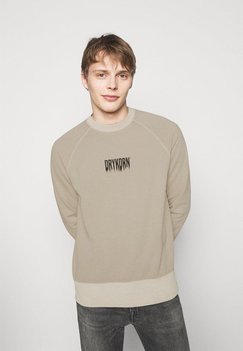 DRYKORN - FLORENZ FADE - Sweatshirt - beige