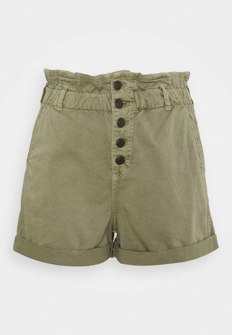 Mavi - TAYLOR - Shorts - green washed down