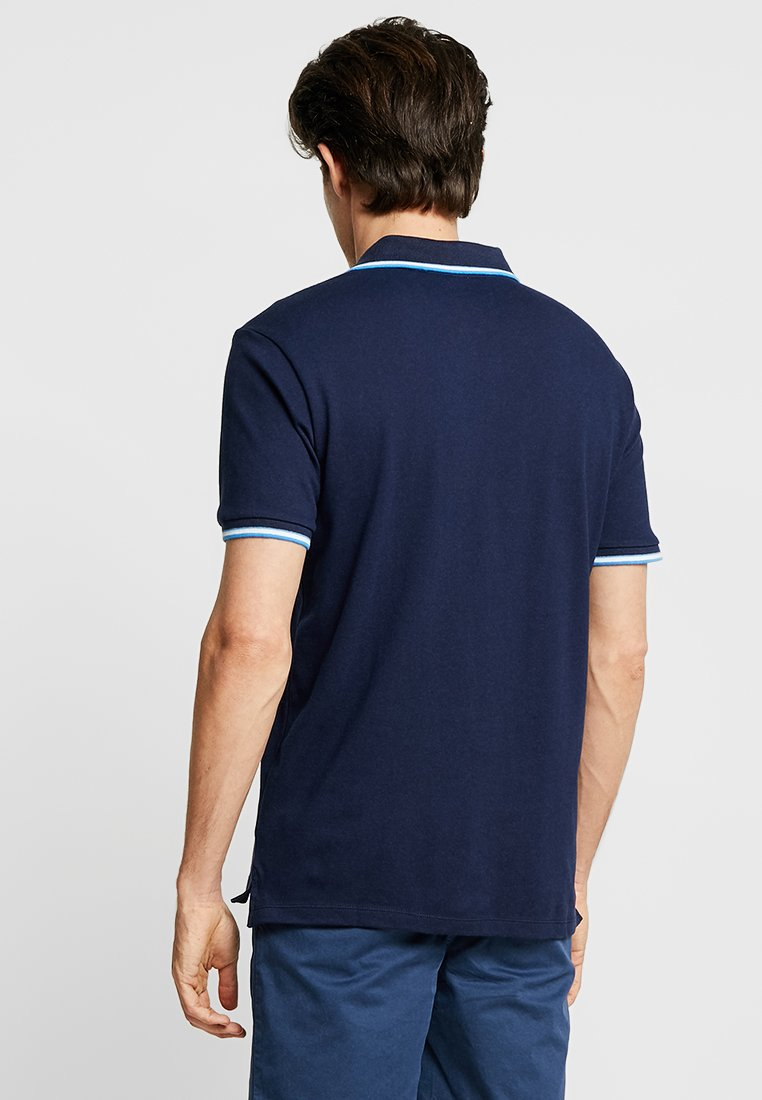 GAP FRANCH - Polo shirt - tapestry navy hoXxH