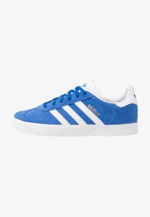 GAZELLE - Joggesko - blue/footwear white/gold metallic