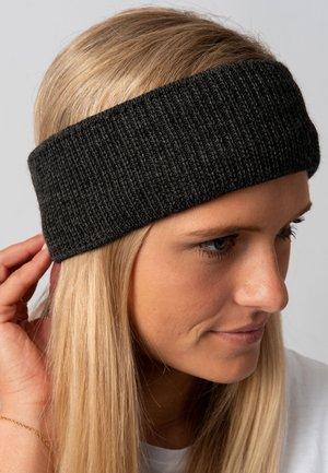 FAIR FLAUSCHIG - Ear warmers - dunkelgrau