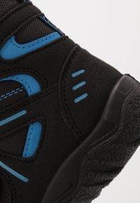 Superfit - HUSKY - Winter boots - schwarz/blau - 5