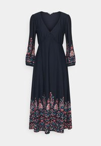 Springfield - VESTIDO MIDI CENFA - Maxi dress - medium blue - 0