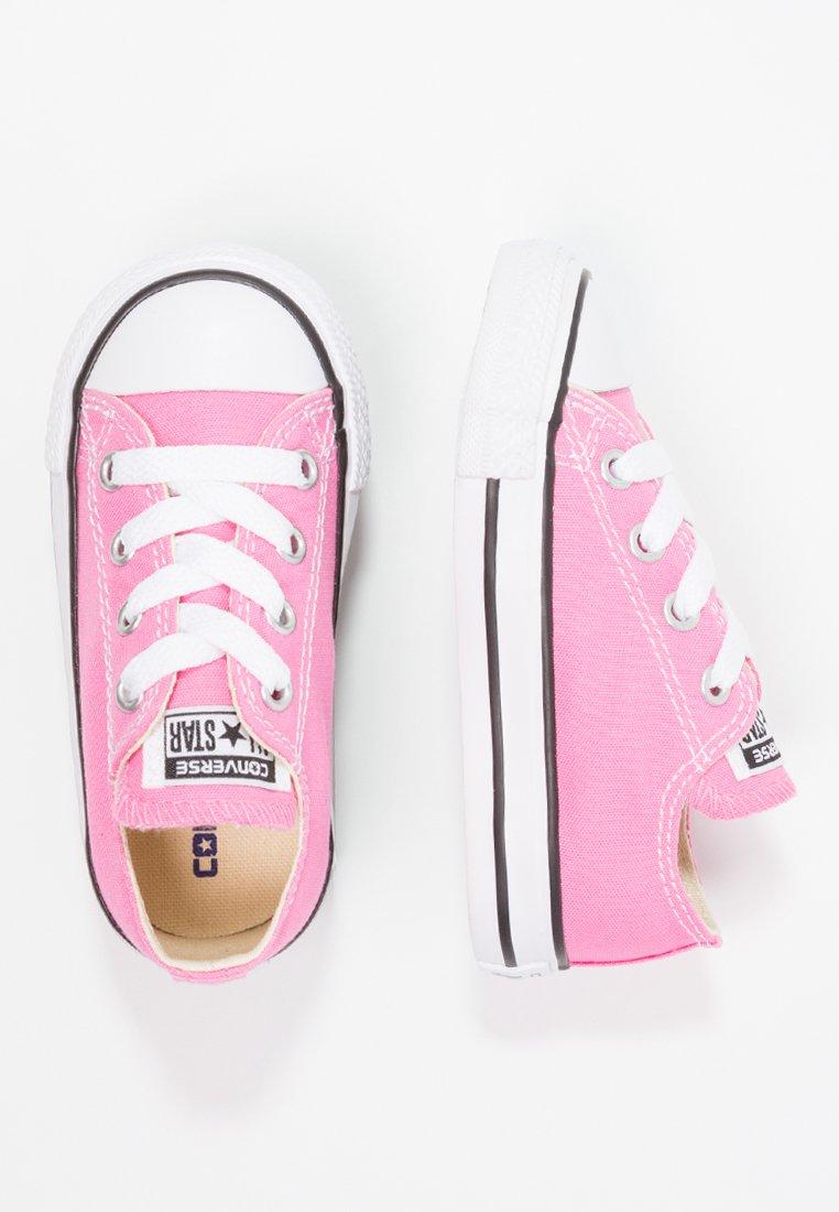 converse basse rosa
