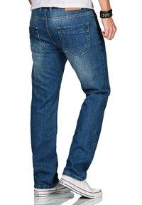 Alessandro Salvarini - Straight leg jeans - blau - 3