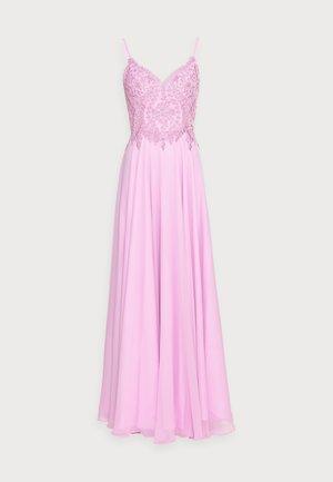 Vestido de fiesta - petal pink