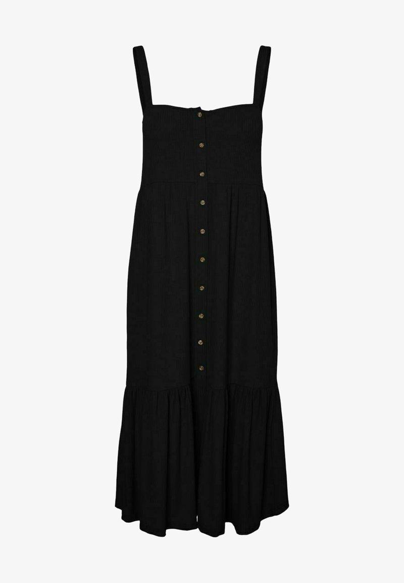 Noisy May - Maxi dress - black
