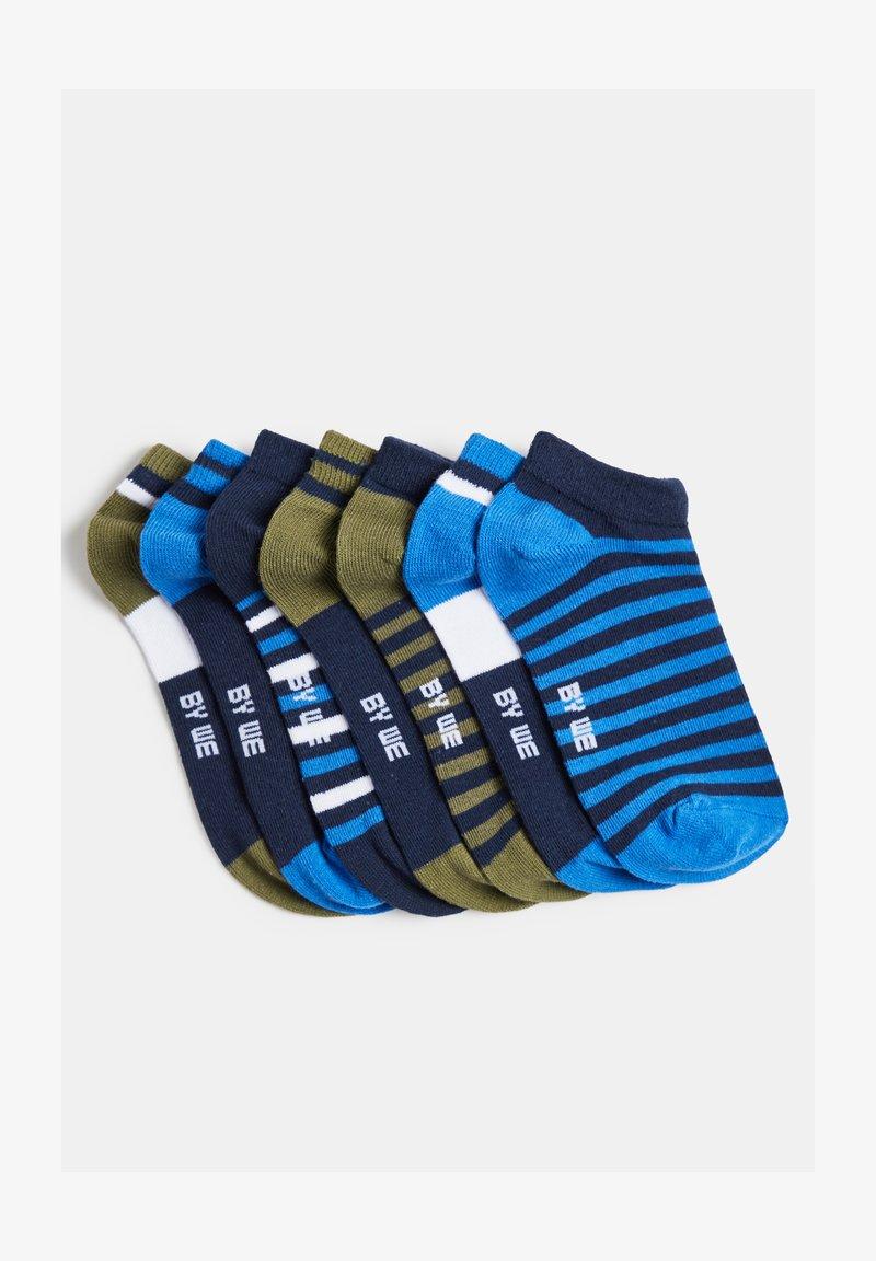 WE Fashion - 7-PACK - Socks - multi-coloured