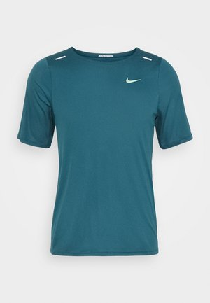 RISE 365 WILD RUN - Camiseta de deporte - dark teal green/ghost green