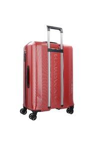 Hardware - Wheeled suitcase - red - 1