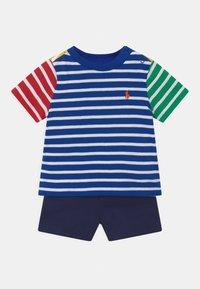 Polo Ralph Lauren - SET - Print T-shirt - blue - 0