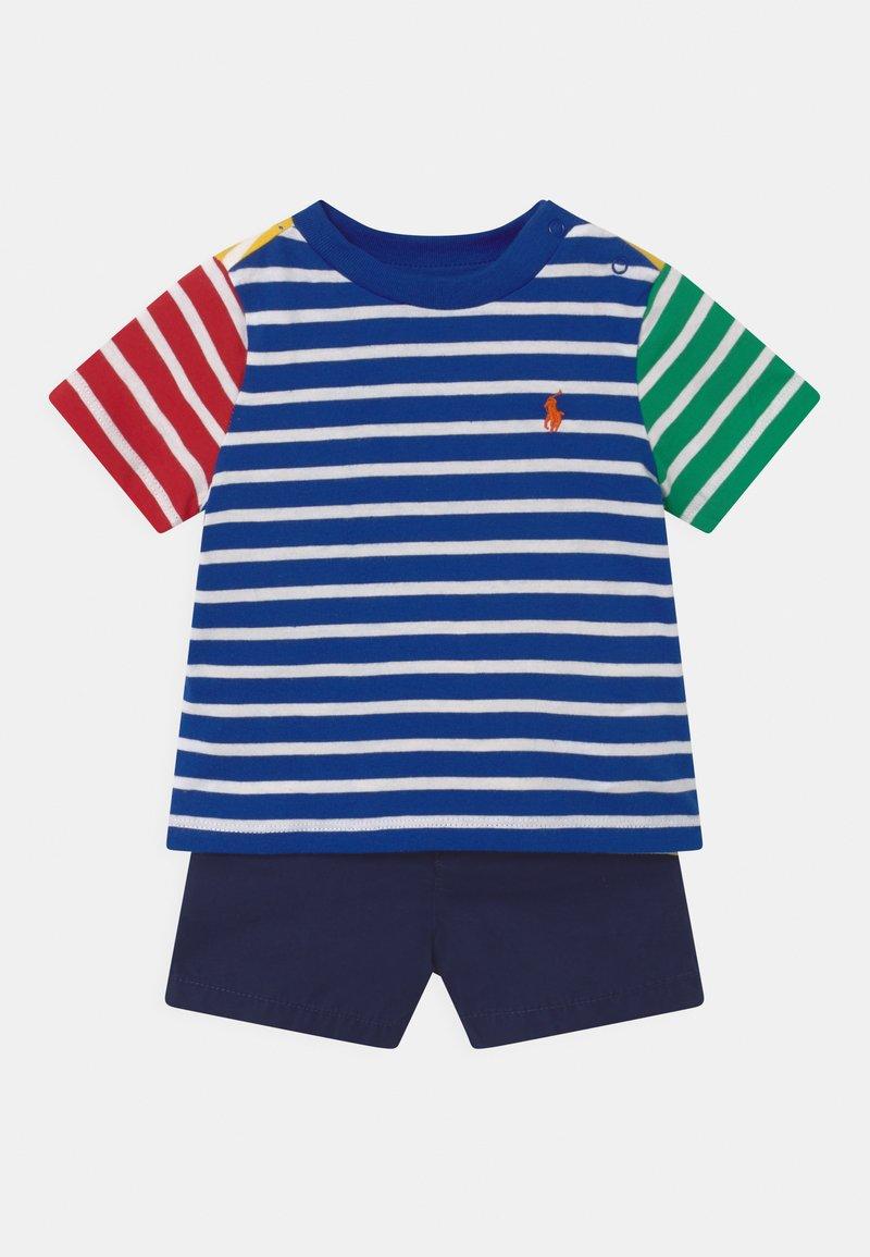 Polo Ralph Lauren - SET - Print T-shirt - blue