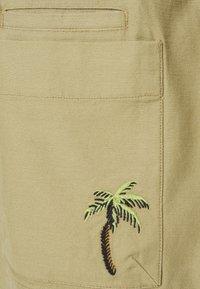 Madewell - MAUI CHORE EMBROIDERED JACKET - Summer jacket - ash green - 2
